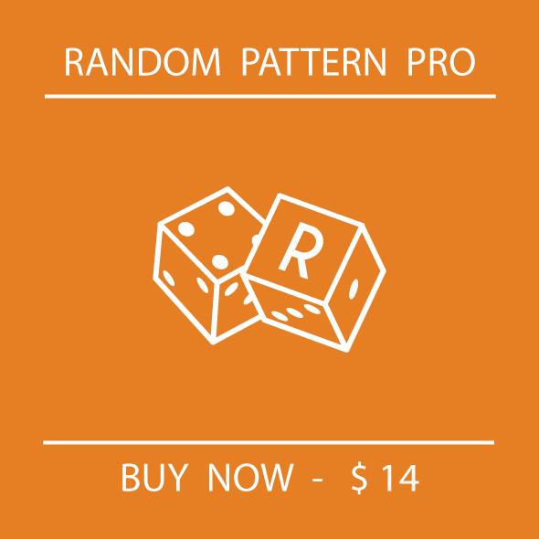 Random pattern pro скачать торрент